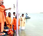 Yogi to gift projects worth Rs 373.69 crore to Ayodhya