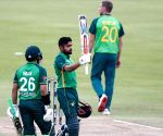 Azam's smashing ton helps Pakistan crush SA in 3rd T20I