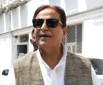 Azam Khan's 'Loktantra Senani' pension stopped