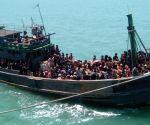 India talking to Bangladesh to take back sea-stranded Rohingyas