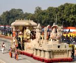 K'taka showcases Vijayanagara empire at R-Day parade in Delhi