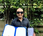 B Praak overwhelmed with his win at National Film Awards
