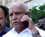 File Photos: B. S. Yeddyurappa