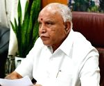 Move no-confidence motion every 6 mths, Yediyurappa dares Cong