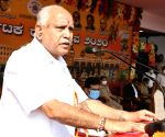 Yediyurappa reallocates portfolios second time in day