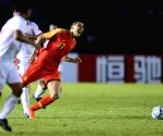 PHILIPPINES-BACOLOD-SOCCER-2022 FIFA WORLD CUP QUALIFIER-GROUP A-CHN VS PHL