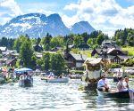 AUSTRIA-BAD AUSSEE-DAFFODIL FESTIVAL
