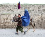 An Afghan woman in Badakhshan
