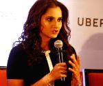Sania Mirza during a programme