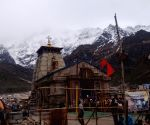 File Photo: Badrinath temple