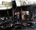 IRAQ-BAGHDAD-CAR BOMB ATTACE