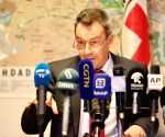 IRAQ BAGHDAD ICRC PRESIDENT PRESS CONFERENCE