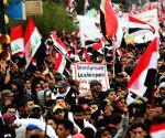 12 anti-govt protesters killed in Iraq