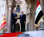 IRAQ BAGHDAD SPANISH KING VISIT