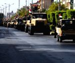 IRAQ BAGHDAD MILITARY PARADE