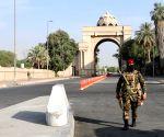 IRAQ BAGHDAD GREEN ZONE OPENING