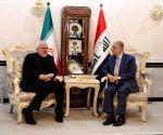 IRAQ BAGHDAD IRAN FM