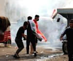 New casualties in fresh Iraq anti-govt protests
