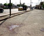 IRAQ BAGHDAD ATTACK