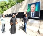 IRAQ BAGHDAD FORMER PRESIDENT DEAD