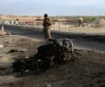 Car bomb blast in Afghanistan, many feared killed