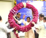 Mayawati unanimously re-elected BSP President