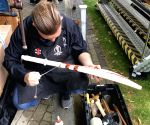 Bairstow gets his favourite bat repaired just before final