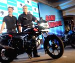Bajaj showcases new 2018 Discover motorcycle