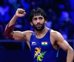 Asian Wrestling C'Ships: Bajrang, Ravi among 4 Indians in final