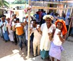 25.25% voting in Bihar LS polls