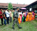 Voting begins for 4 Assembly seats in Assam