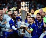 AZERBAIJAN BAKU FOOTBALL UEFA EUROPA LEAGUE FINAL