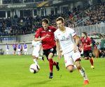 AZERBAIJAN BAKU SOCCER UEFA EUROPA LEAGUE