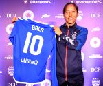 Free Photo: ISL: Bala Devi wishes for women's derby between Kolkata giants