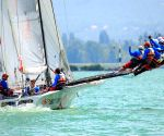 HUNGARY-BALATON-BLUE RIBBON REGATTA