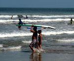 INDONESIA BALI TOURISTS