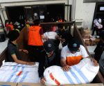 INDONESIA BALI MOUNT AGUNG EVACUATION