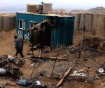 AFGHANISTAN BALKH TALIBAN ATTACK SECURITY CHECKPOINT