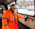 Lithuania mulls return to mask mandates