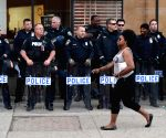 US BALTIMORE POLICE CHARGES