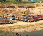 ED books 2 IAS officers in Saharanpur illegal sand mining case