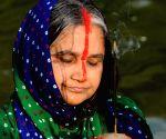 Sandhya Argh - Chhath Festival