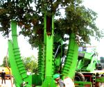 BIAL uses Tree Transplanter on World Environment Day