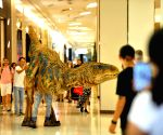 THAILAND-BANGKOK-WALKING WITH DINOSAURS