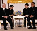 THAILAND U.S. PRAYUTH TILLERSON MEETING