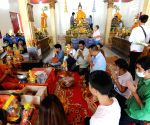 THAILAND-BANGKOK-BUDDHIST LENT DAY