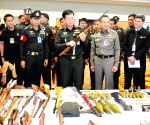 Thai army commander General Prayuth Chan-ocha said