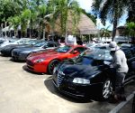 THAILAND BANGKOK SEIZED CARS AUCTION