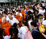 THAILAND BANGKOK BUDDHIST LENT CELEBRATION