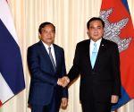 THAILAND BANGKOK CAMBODIA MEET